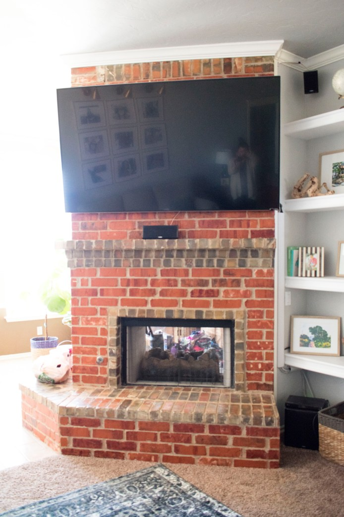 How To Remove Brick The Easy Way Project Allen Designs