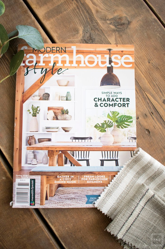 How One Magazine Changed Everything About Our Home • Project Allen ...