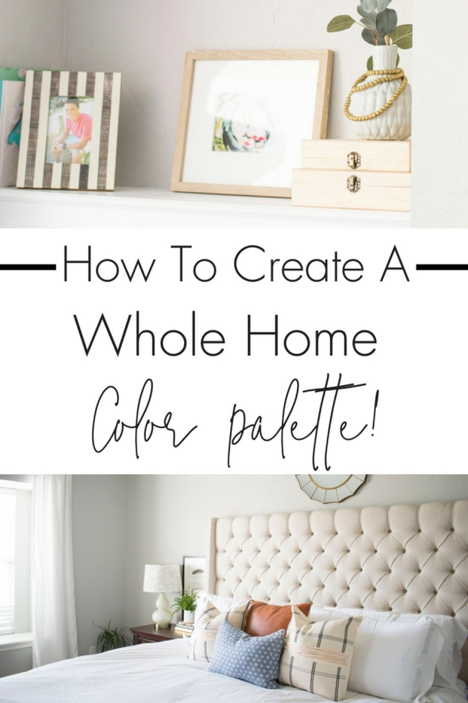 How To Create A Whole Home Color Palette Project Allen Designs