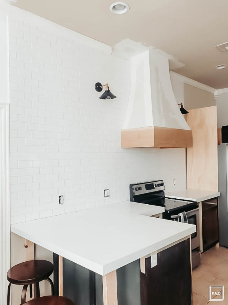 Diy Subway Tile Backsplash Under 310 Project Allen Designs
