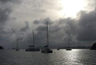 The Bight, Norman Island