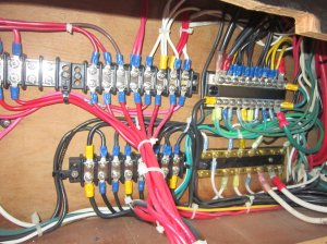 Basic electrical wiring diagram boat  Wiring images