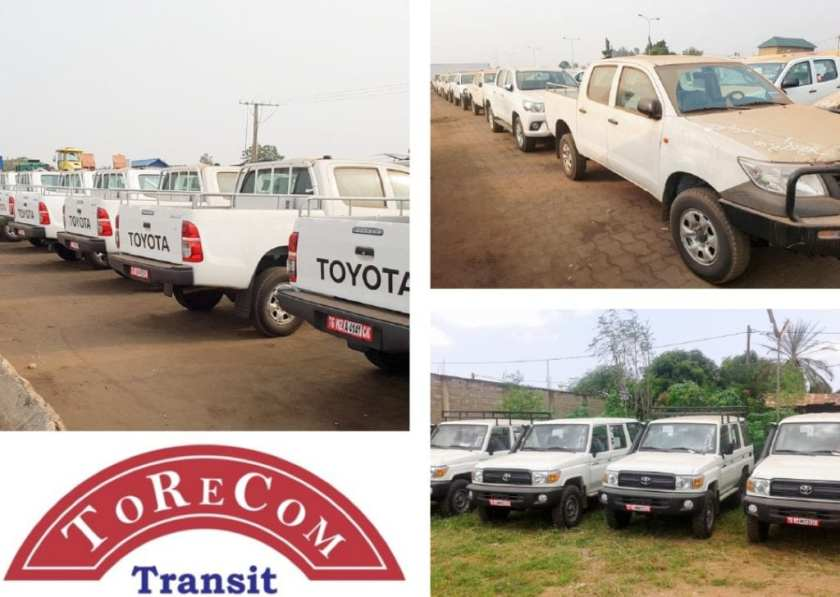 Torecom Transit, a Togo based Freight Forwarder - Project Cargo Weekly