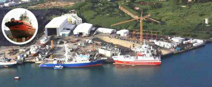 CNOI Drydock