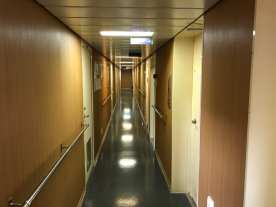 Wonderful 29sqm cabin onboard at F deck just below the bridge with forward and side views - 77
