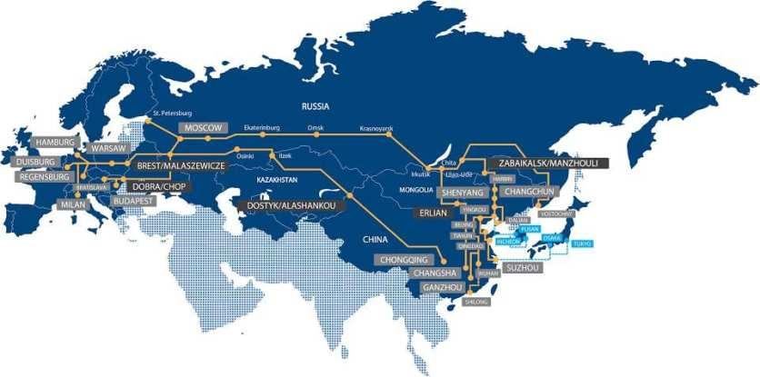 FELB's Service Map