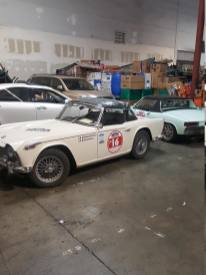 Partnering with Tour Americal to re-export 40 classic cars from Los Angeles