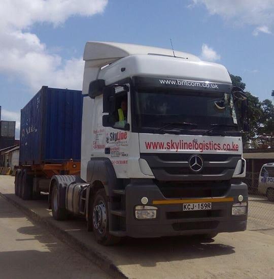 Skyline Global Logistics Kenya 01