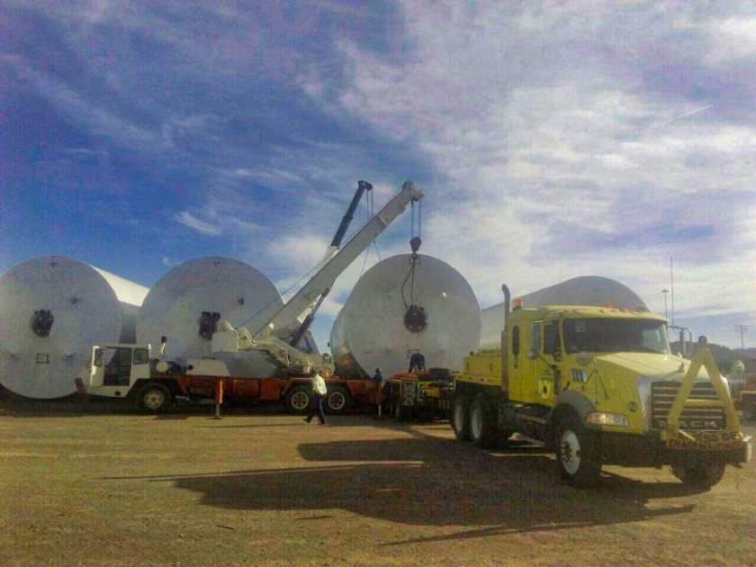 Eurotrans Project Forwarding Chile