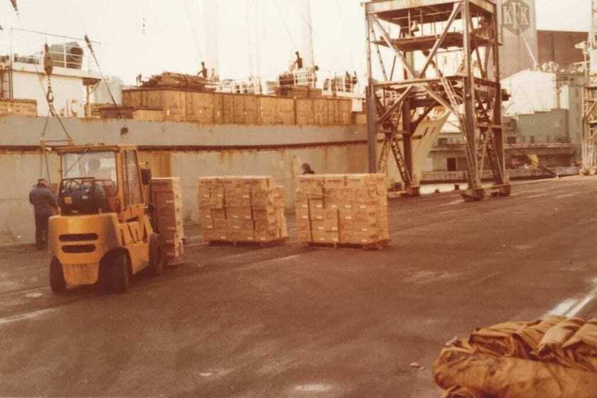 Various loadings
