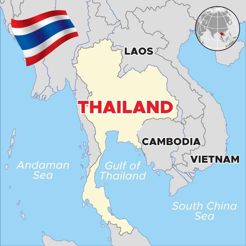 CU Logistics - Bangkok, Thailand - Project Cargo Weekly