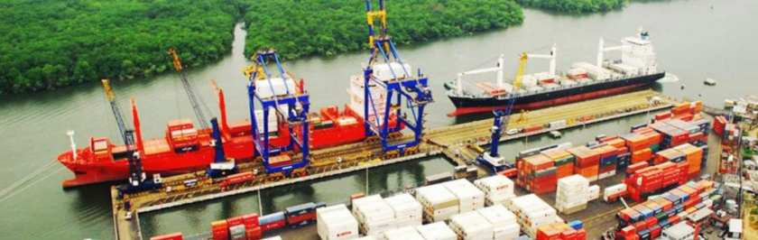 Ecuador Port