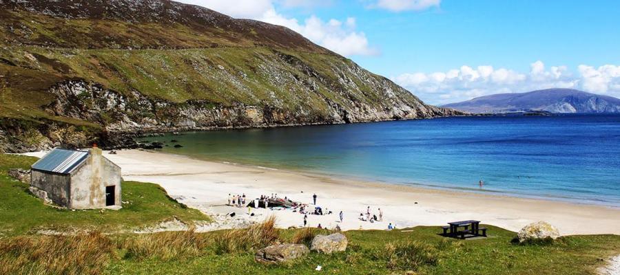 Achill Northern Ireland Photo
