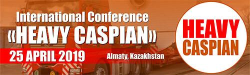 Heavy Caspian 2019