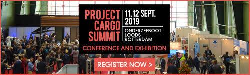 Project Cargo Summit 11th September 2019, Rotterdam