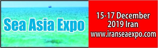 Sea Asia Expo 15-17 December 2019 Iran