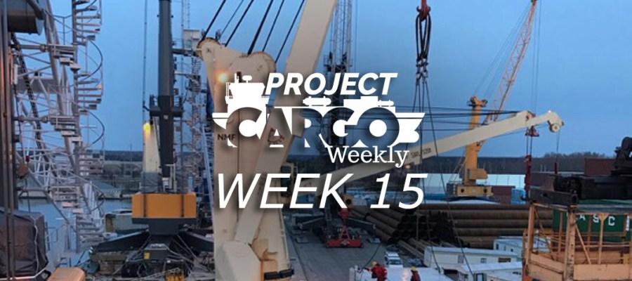 PCW Week 15 2018