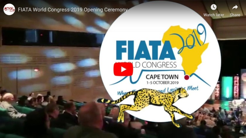 FIATA World Congress 2019 Opening Ceremony