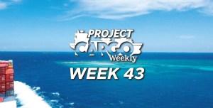 Week #43 - 2019
