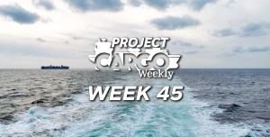 Week #45 - 2019