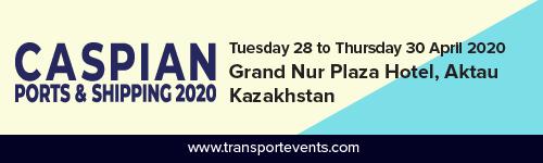 Caspian Ports & Shipping 2020