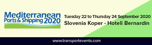 Mediterranean Ports & Shipping 2020