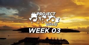 Week #03 - 2020