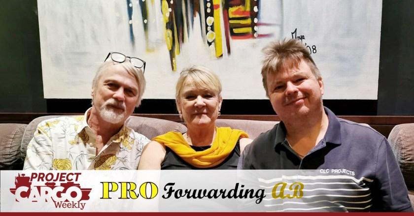 PCW and PRO Forwarding AB