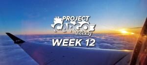 Week #12 - 2020