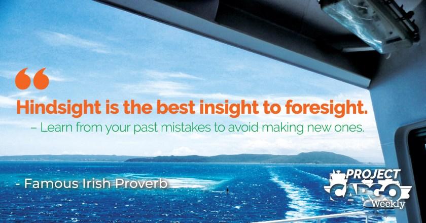 Proverb week 18