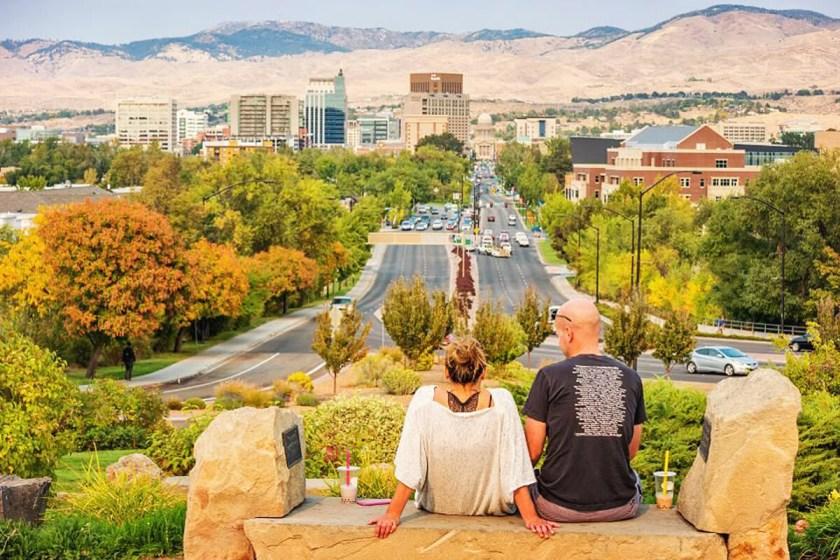 Capital City of Boise