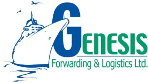 Genesis Forwarding & Logistics Logo