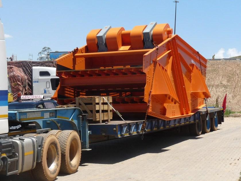 Afrilog project logistics
