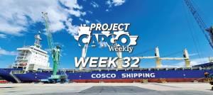 Week #32 - 2020