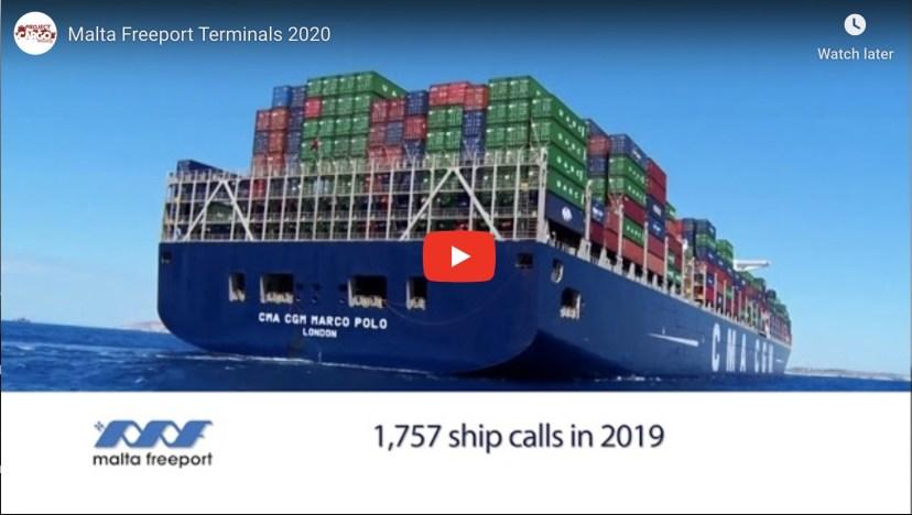 Malta Freeport Terminals 2020 Ft Video Still