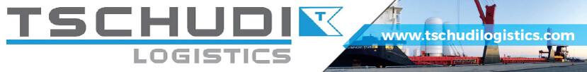 Tschudi Logistics Banner