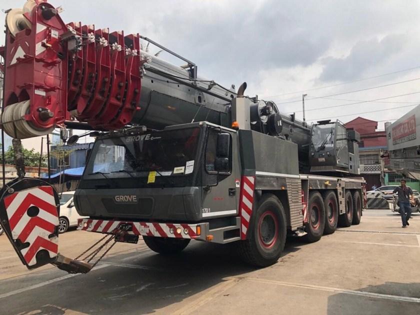 GROVE-170-tons-crane