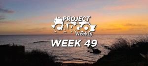 Week #49 - 2020