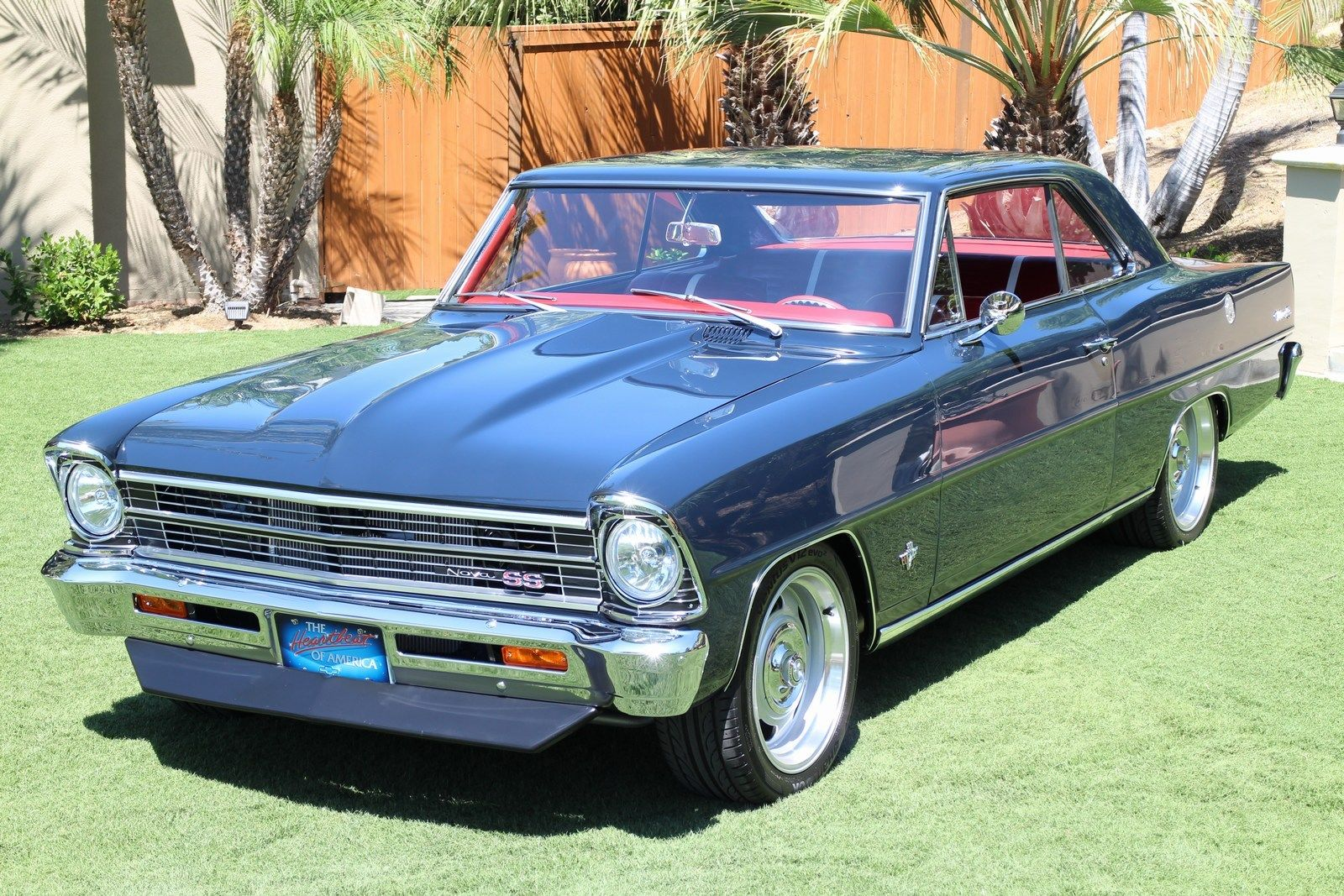 1966 Chevy Impala 4 Door