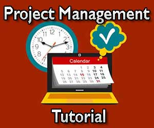 Project management tutorial