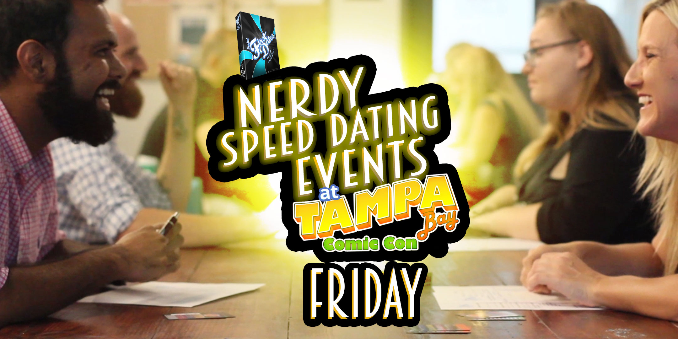 Tampa Bay Area speed dating