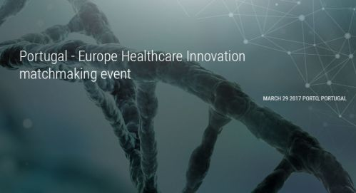 Portugal-Europe Healthcare Innovation matchmaking event