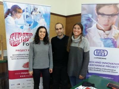 """""""Cells, Energy and Healthy Food"""" – Centro Ciência Viva Rómulo de Carvalho, University of Coimbra"""