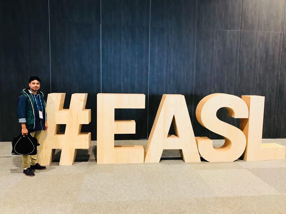 FOIE GRAS scientist at EASL, International Liver Congress 2018