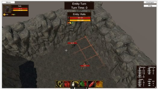 More Recent Game UI Interface.