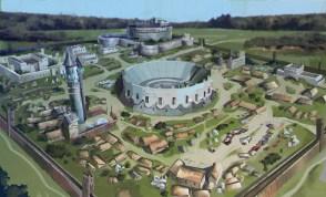 Concept art: Main Human Settlement