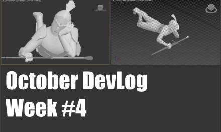 October Devlog: Week #4
