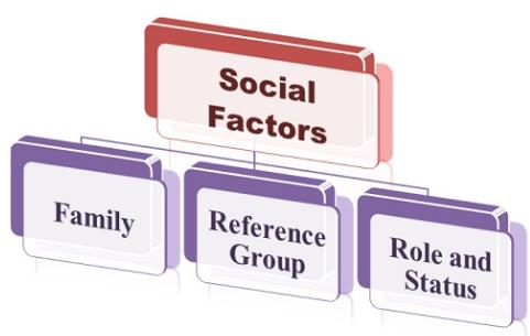Social factors affecting consumer buying decisions