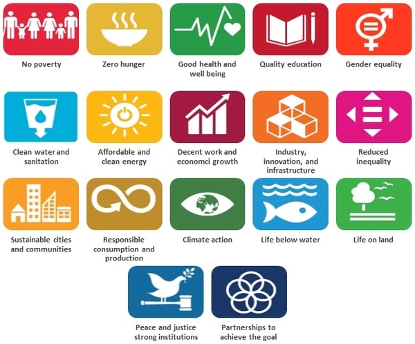 UNDP Sustainable Development Goals for Environmental Protection
