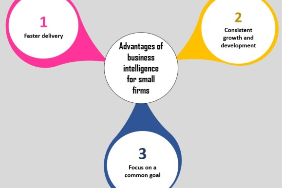 Advantages of business intelligence for small scale firms